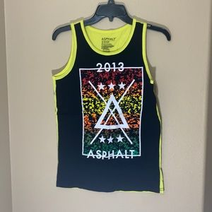 Asphalt Boys Tank Top